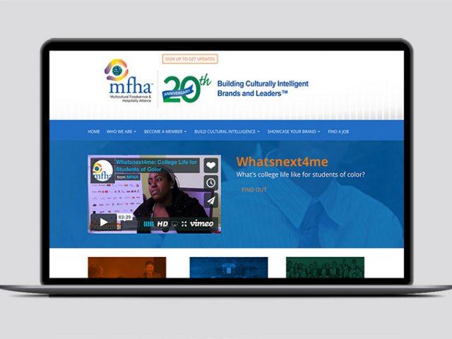 MFHA Website Design